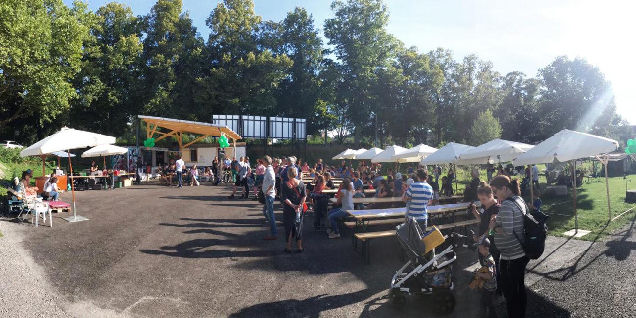 WBG Huebergass Sommerfest