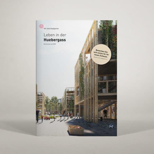 WBG Huebergass Broschüre