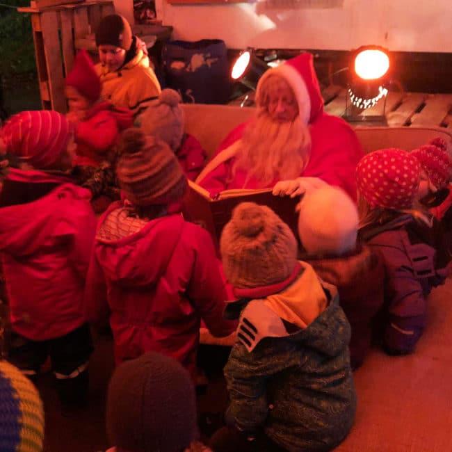 WGB Huebergass Weihnachtsapéro