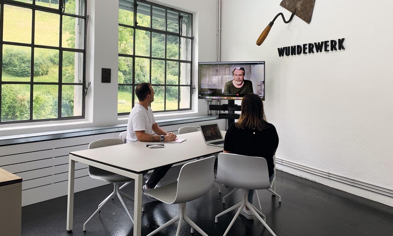 Newsbeitrag Microsoft Teams