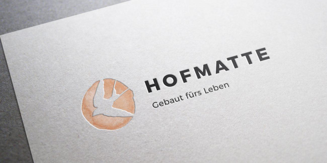 Hofmatte Logo