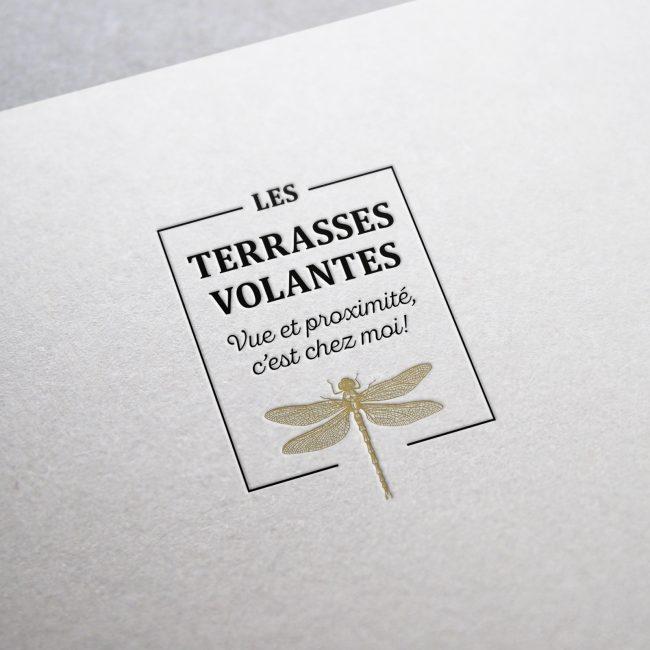 Les Terrasses Volantes Logo