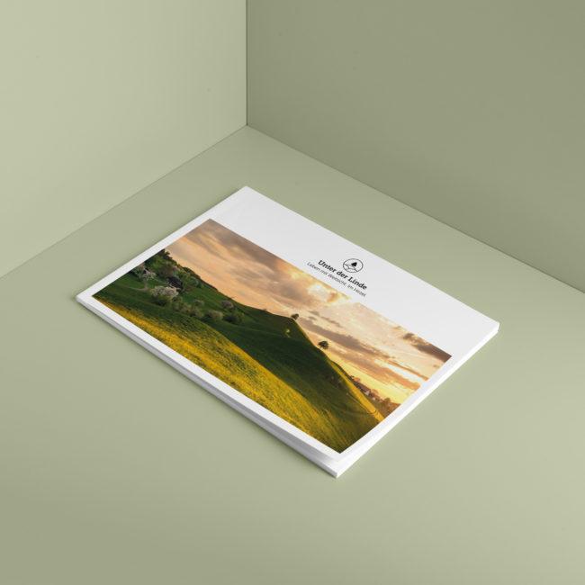 Unter der Linde Broschüre